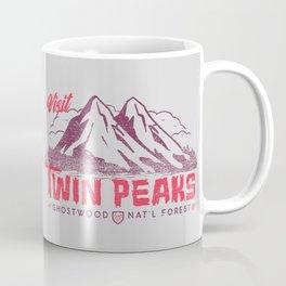 Visit Twin Peaks Coffee Mug