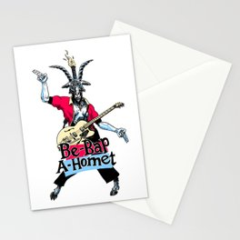 Be-Bap-A-Homet Stationery Cards