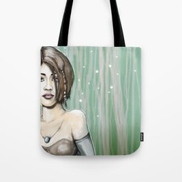 Girl 1b Tote Bag