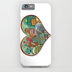 Robot Love Slim Case iPhone 6s