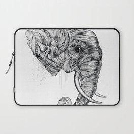 Elephant art Laptop Sleeve