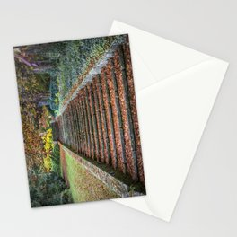 Autumnal Stairs Stationery Cards
