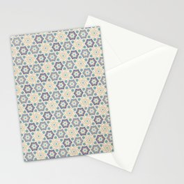 Hilda pattern Stationery Cards
