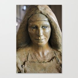 Holy Mary, Mother of God Canvas Print