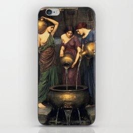John William Waterhouse - Danaides iPhone Skin