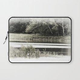 Egret Pond Laptop Sleeve