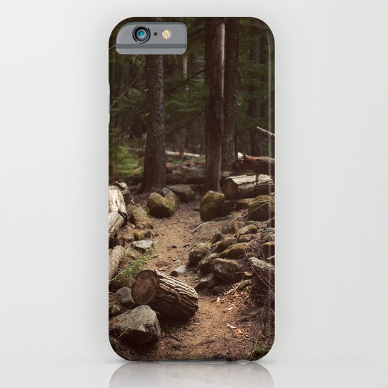 Forest Trail iPhone & iPod Case