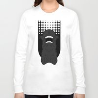 xenomorph Long Sleeve T-shirts featuring Xenomorph Chestburster (PredAlien) by XrayAlpha