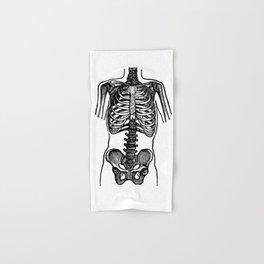 Bones. Hand & Bath Towel