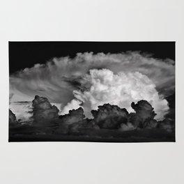 storm clouds ! Rug
