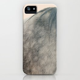 Standing In The Sun iPhone Case