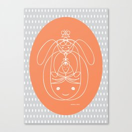 Ellas Totem II Canvas Print