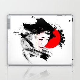 Japan - Kyoto - Geisha Laptop & iPad Skin