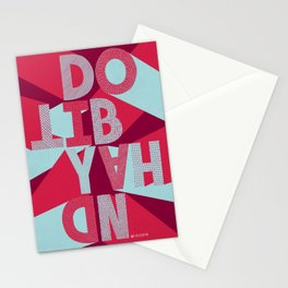 DO IT BY HAND! Stationery Cards