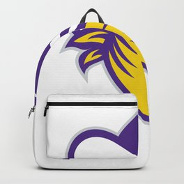 Bandit Covered Face Icon Backpack