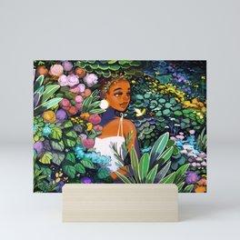 Garden Hideaway Mini Art Print