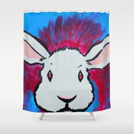 Feed your Head. Shower Curtain