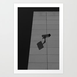 Big Brother 2 Art Print