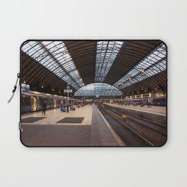 Glasgow Train Station Laptop Sleeve