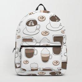Coffee Cups Backpack