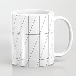 Inverted Triangles by Friztin Coffee Mug