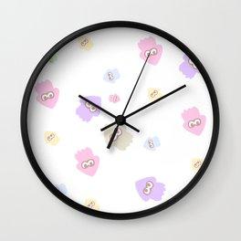 Oodles of Inklings Wall Clock