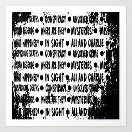 In Sight #2 Art Print
