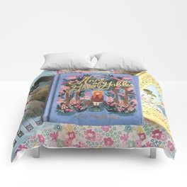 Anne of Green Gables Books Comforters