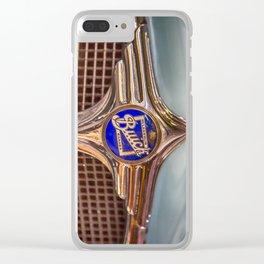 McLaughlin Buick Canada Clear iPhone Case