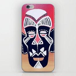 Papa Zulu iPhone Skin