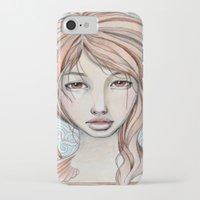 art nouveau iPhone & iPod Cases featuring art nouveau by McLean - Art & Design