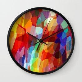 """shift"" Wall Clock"