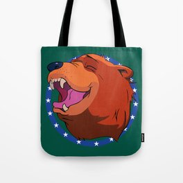 Bear for Hire Tote Bag