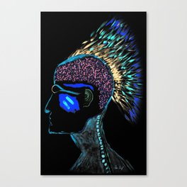 Cheiftain Inverted Canvas Print