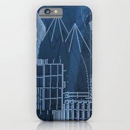 Submerged City iPhone Case