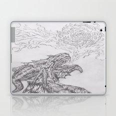 dragon fire artist Laptop & iPad Skin