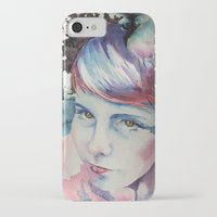 emily rickard iPhone & iPod Cases featuring Emily by Tony Unser