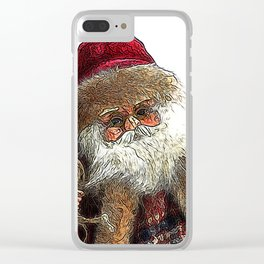 Christmas_20171104_by_JAMFoto Clear iPhone Case