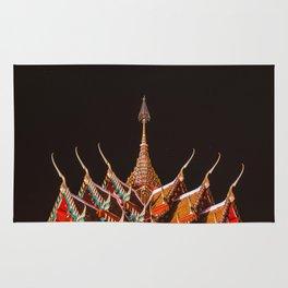 Thai temple Rug
