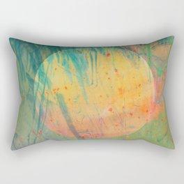 Scratch the Moon Rectangular Pillow