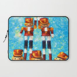 Toy Soldiers Laptop Sleeve
