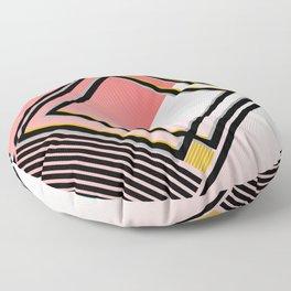 Patterns Floor Pillow