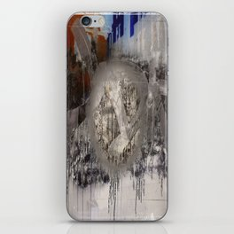 The surface etch iPhone Skin