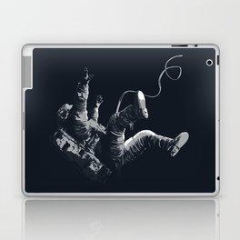 Astronaut - Death By Black Hole Laptop & iPad Skin
