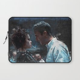 The Confrontation With Marla Singer - Fight Laptop Sleeve