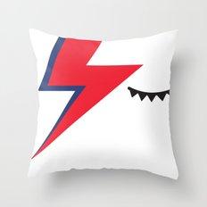 D.B. Throw Pillow