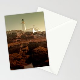 The Warning Stationery Cards