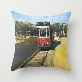 Painting 8 Throw Pillow