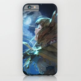 Spice and wolf Holo iPhone Case