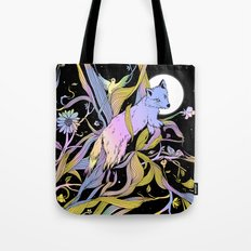 Wild Emergence Tote Bag